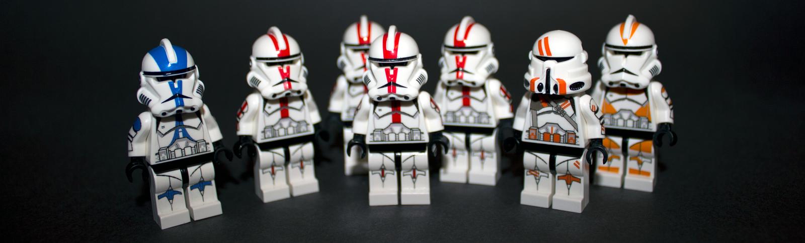 Clone Army by Riser38