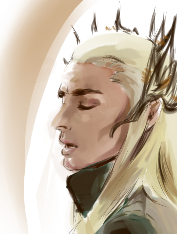 Thranduil by NataschaSikkema