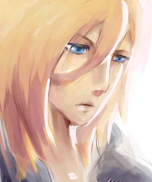 Ren Speedpaint by NataschaSikkema