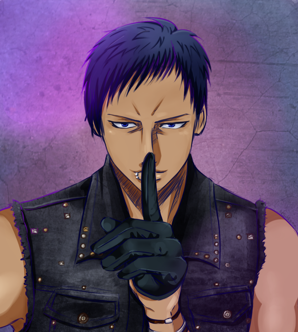 aomine daiki by nataschasikkema on deviantart