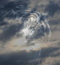 Tigre Nuage by SabrArt
