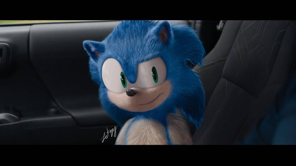 My Sonic Movie Edit by Infogirl101