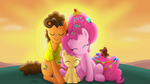 Party Family by Infogirl101