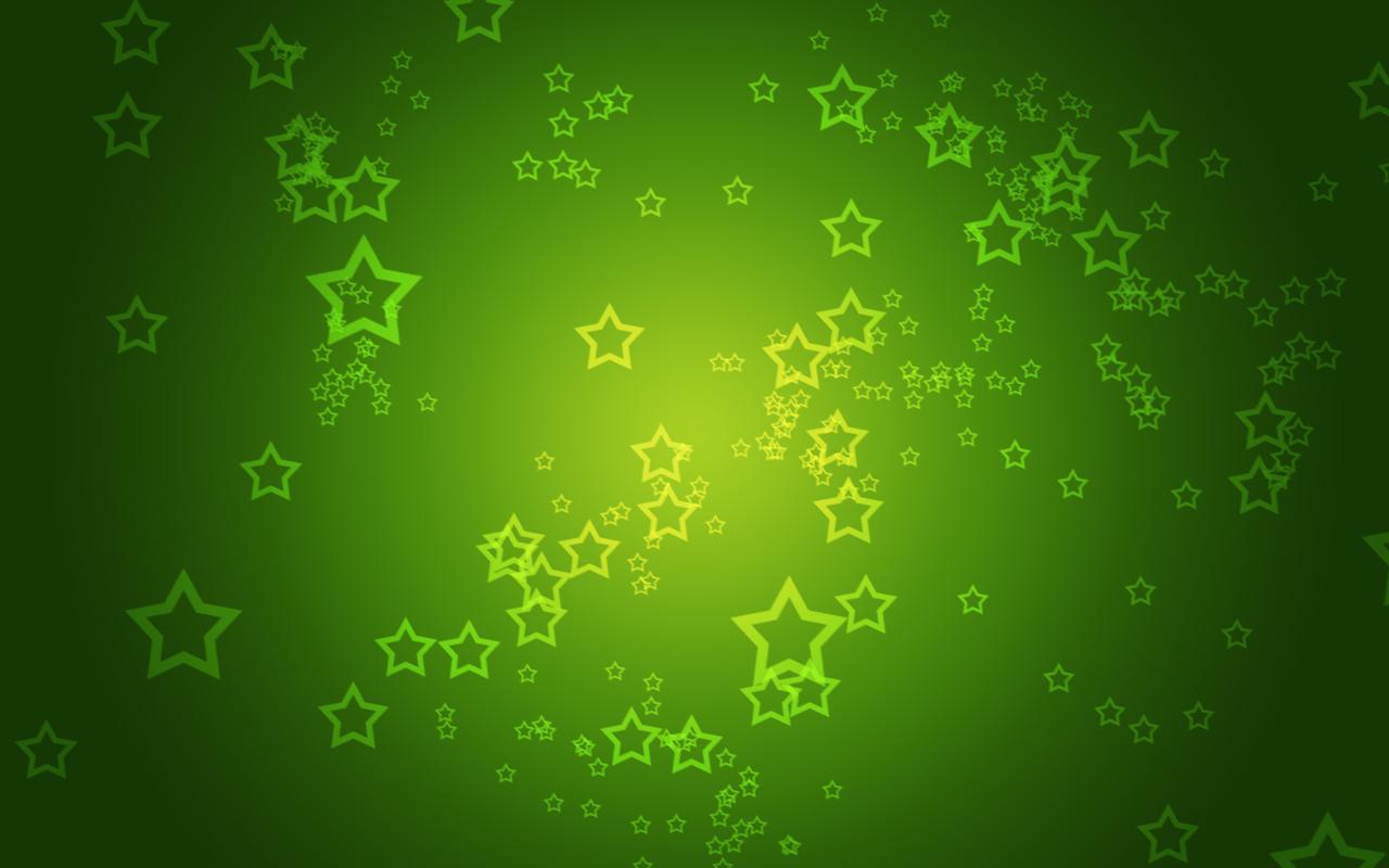 Green Stars by a-l-e-x-x on DeviantArt