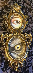 Beauty and the Beast Lover's Eyes by RachelQuinlan