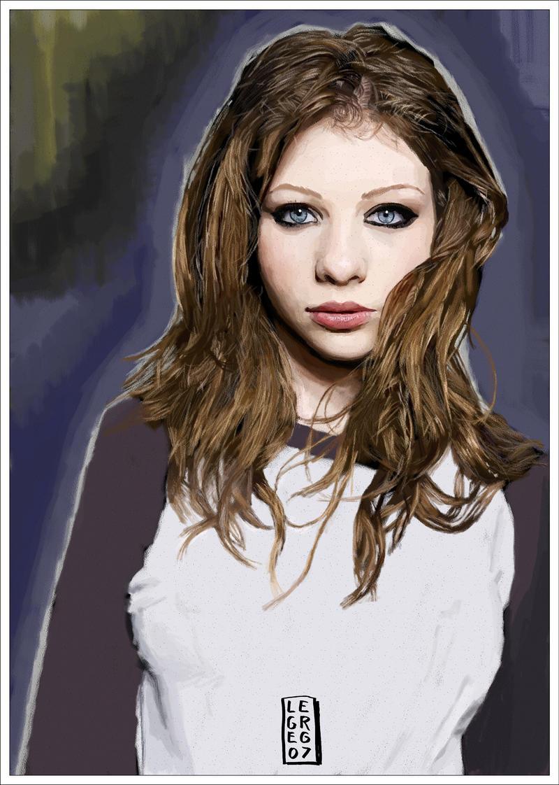 Michelle One by legreg-art