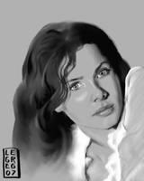 Laura by legreg-art