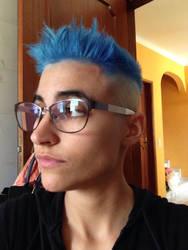 Feeling blue by natsukah