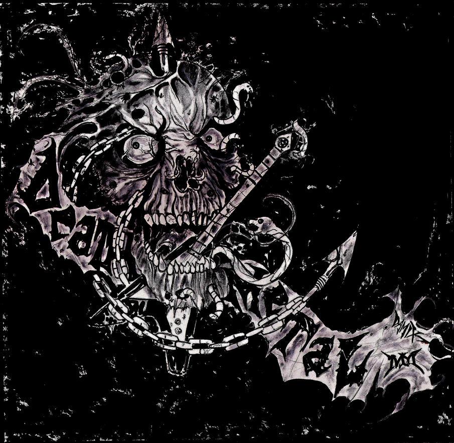 DEATH METAL compilation MondoMetal by DAMIX by DAMIX-ART ...