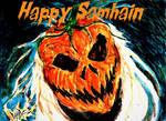 happy Samhain by DAMIX