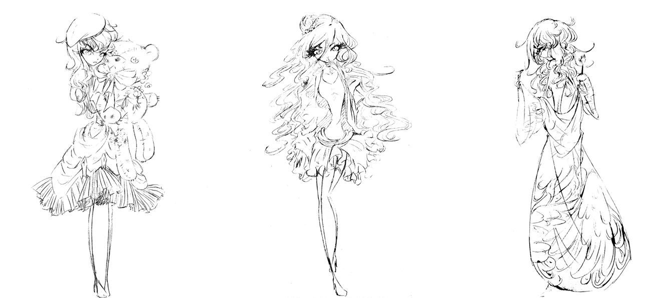 TE-Odd girls(4) [END] by Kiara-darking