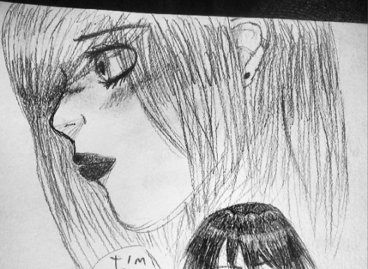 Random Doodle by HoboPanda