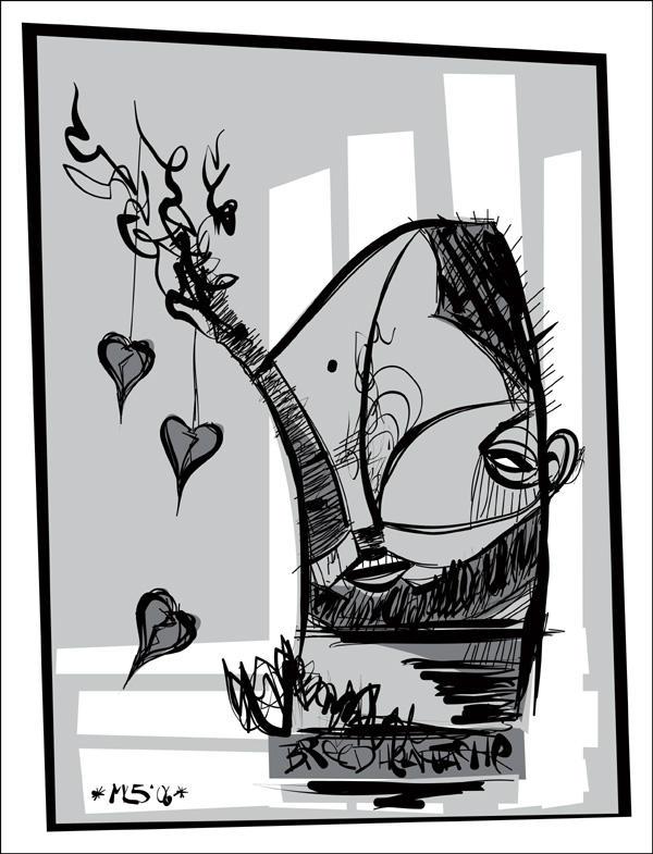 Breed Heartache by myleftfive