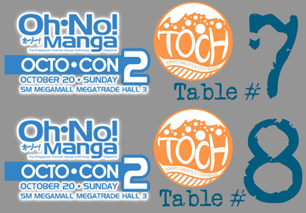Tables 7 and 8 by tonettechan12