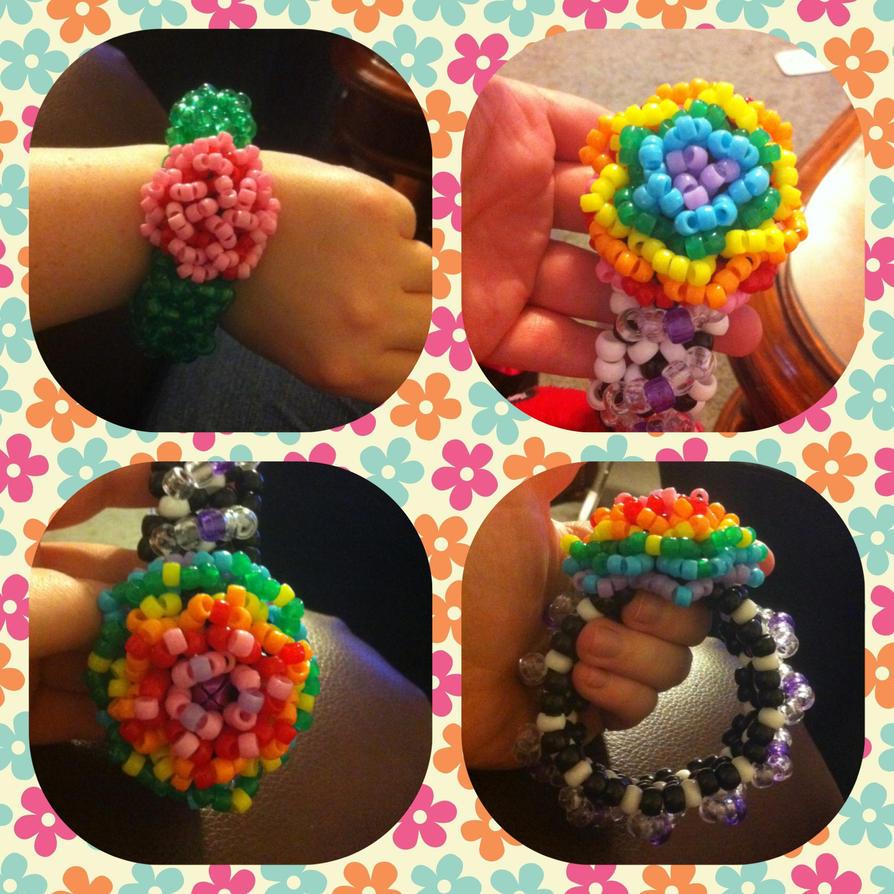 My Kandi Roses by Wolffy5683