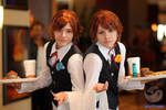 :Ouran Twins Cosplay: Afest