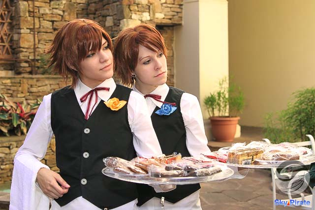 :Be Our Guest: Ouran Style: by Kawaii-Shuichi
