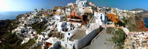 Santorini Oia by glkok