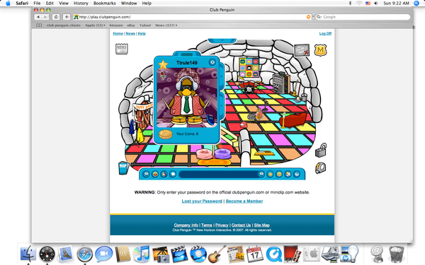 TTrule149 on club penguin by NejimyLover