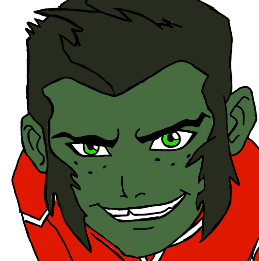 Young Justice Logo Beast Boy Young Justice by