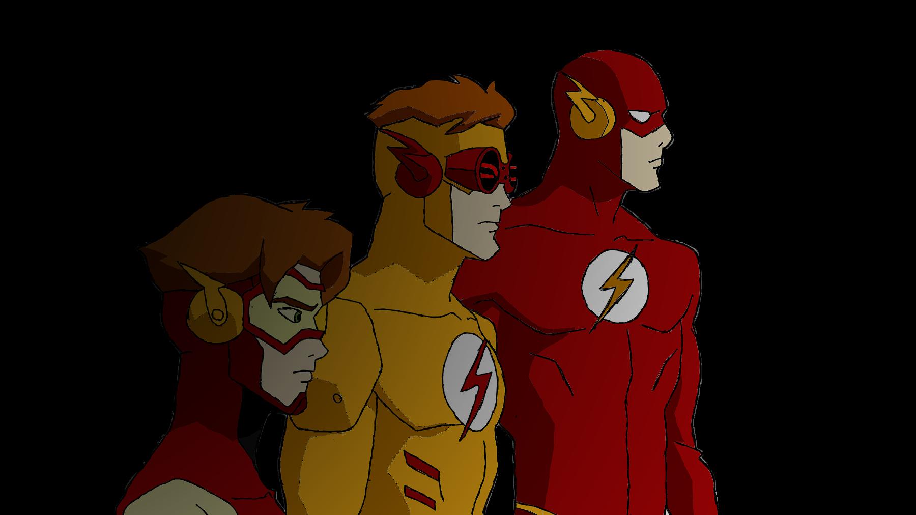 flash family by boobyr00de on deviantart