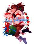 Merry Christmas! by gaarachaosqueen
