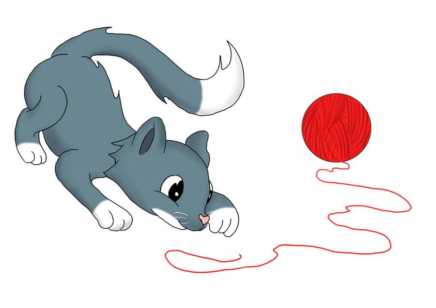 Red thread by Drak-Joen