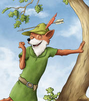 Robin Hood by JoenSo