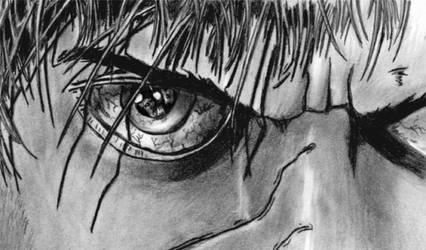 Eye of Madness by JoenSo