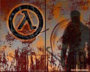 Half-Life 2 by fieryDeathpenguin