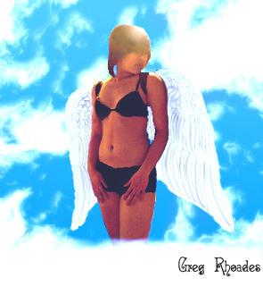 Richelle Angel by fieryDeathpenguin