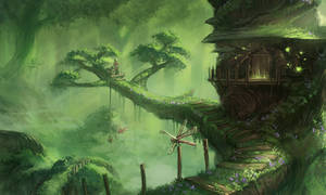 Forested World