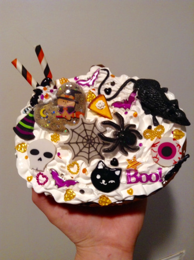 Halloween Decoden Box by laffatgravity