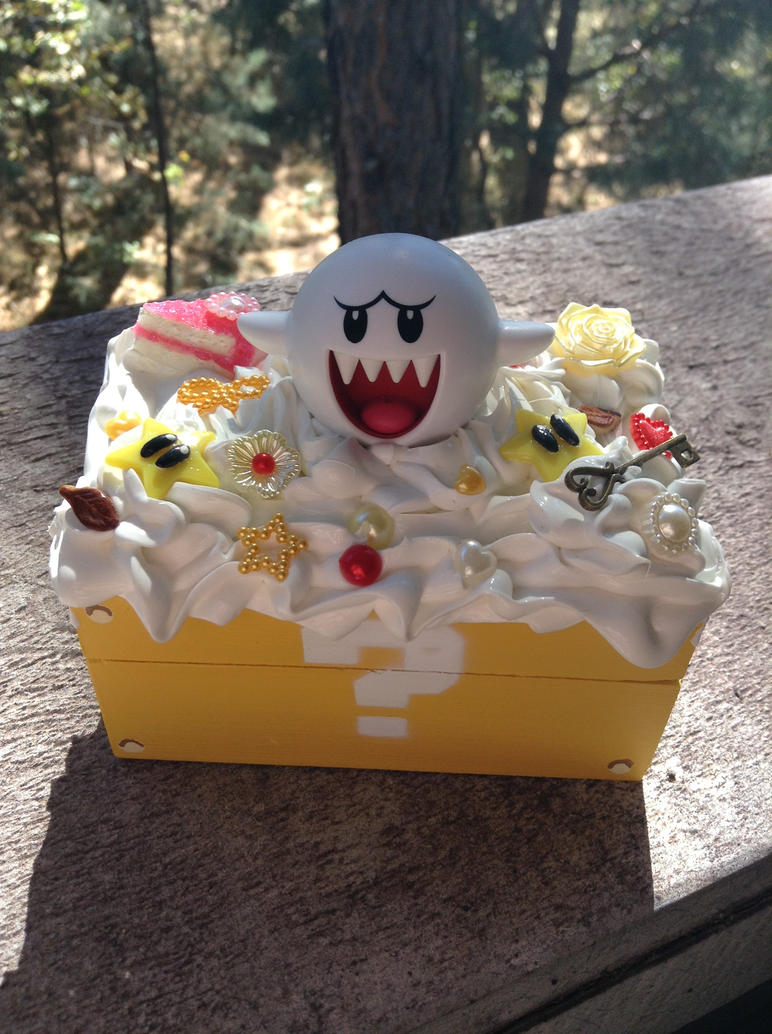 Mario Decoden Mystery Box! by laffatgravity