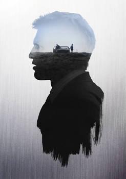 True Detective 'Hart' Character Poster