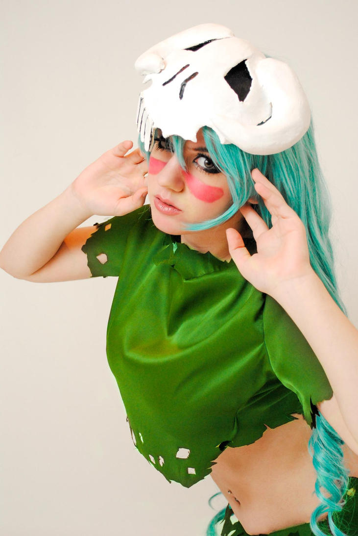 neliel tu cosplay by neliiell