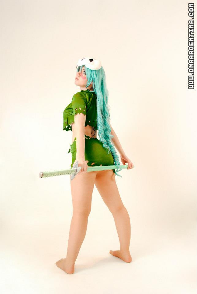 neliel tu espada cosplay by neliiell