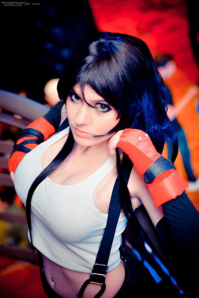 Tifa Lockhart Cosplay by neliiell