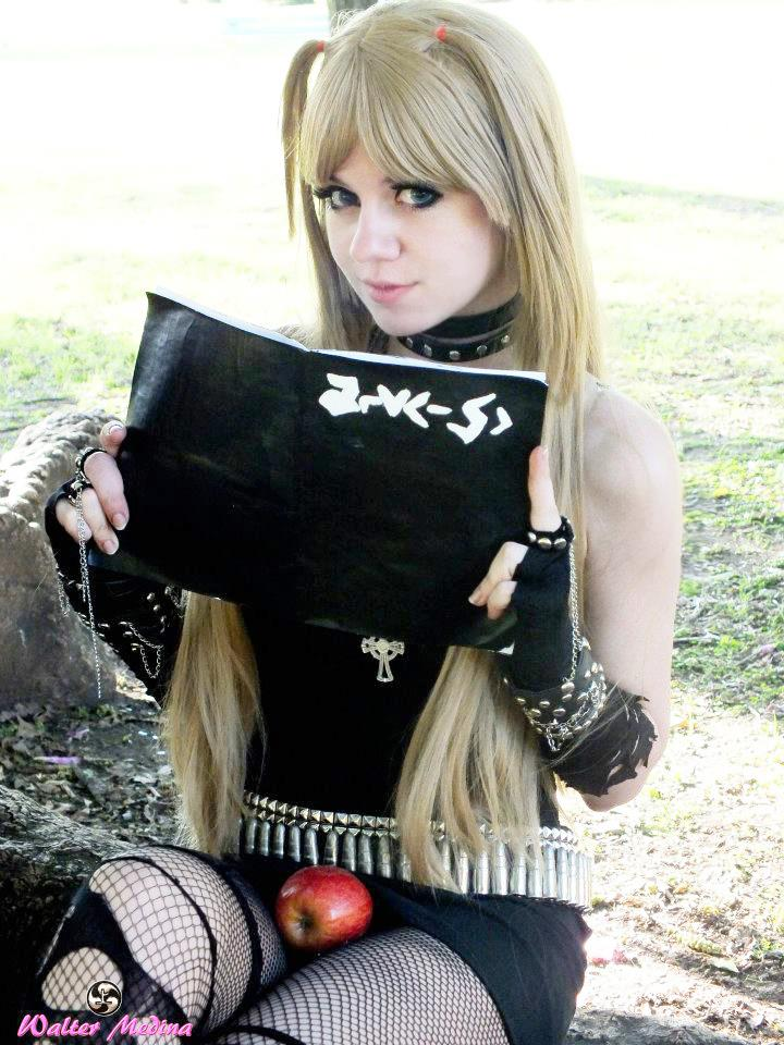 misa amane by neliiell