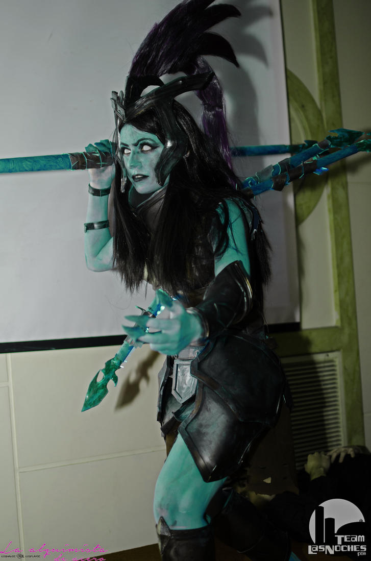 Kalista Cosplay by neliiell