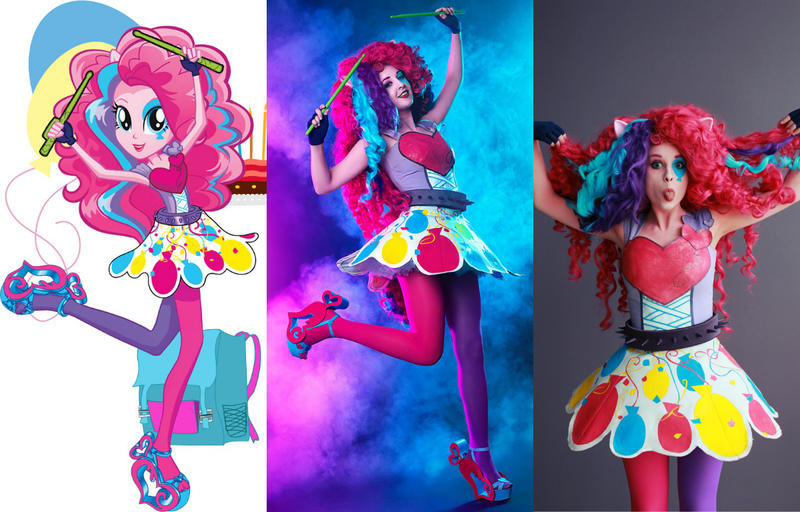 Pinkie Pie Equestria Girls SELLING THIS COSTUME by Elis-Kelt ...  sc 1 st  DeviantArt : pinkie pie costumes  - Germanpascual.Com