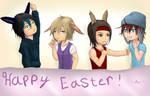 Happy Chibi Easter!!