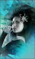 Blue Smoke by TheMadamme