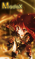 Fire shakugan no shana by TheMadamme