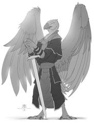 [comm] Sword and feather