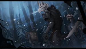 [lore] Stride back Home