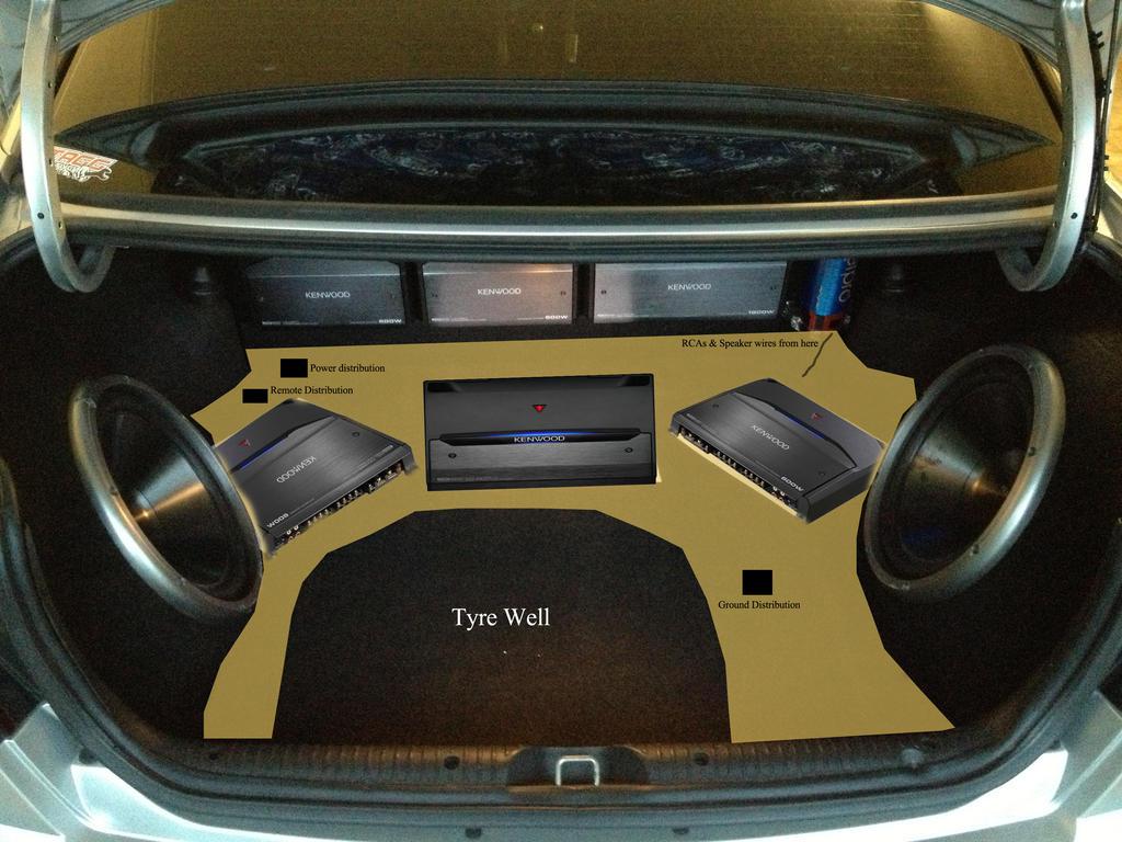 False floor build - help required - Car Audio | DiyMobileAudio com