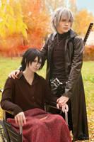 Togainu no Chi - Shiki x Akira - Autumn by Krisild