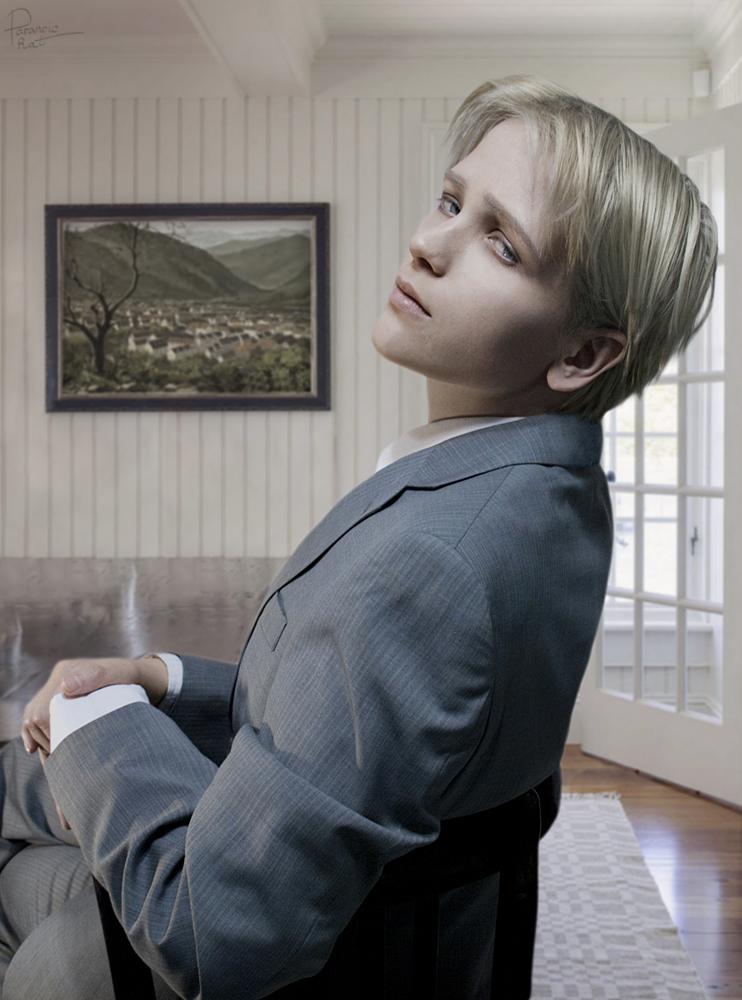Monster - Johan Liebert -  Oedes Leben by Krisild