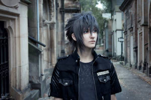 Final Fantasy XV - Noctis by Krisild